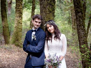 The wedding of Henry and Alex 1