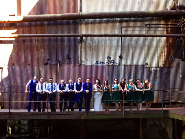 Max and Shannon's Wedding in Pittsburgh, Pennsylvania 2