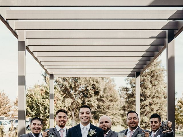 Jose and Katrina's Wedding in Ripon, California 3