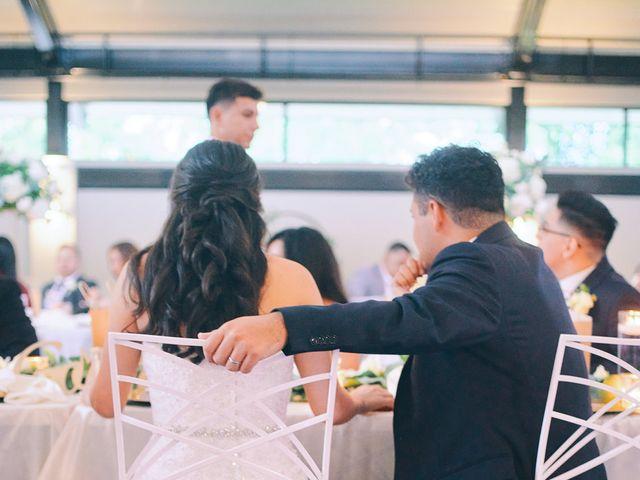 Alexandria and Adrian's Wedding in Montgomery, Texas 4