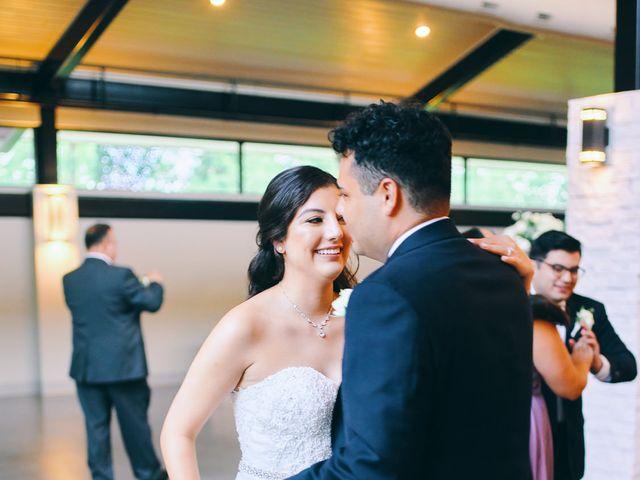 Alexandria and Adrian's Wedding in Montgomery, Texas 5