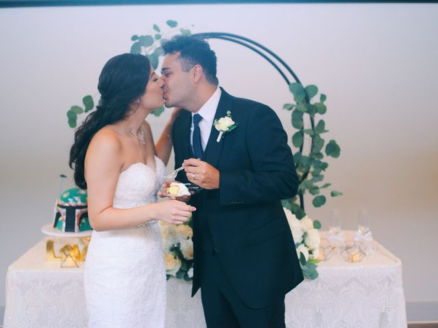 Alexandria and Adrian's Wedding in Montgomery, Texas 6