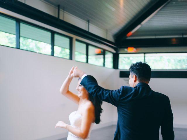 Alexandria and Adrian's Wedding in Montgomery, Texas 9