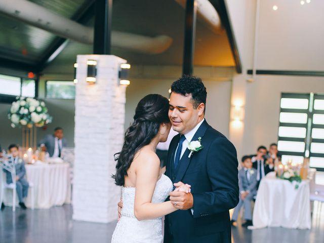 Alexandria and Adrian's Wedding in Montgomery, Texas 10