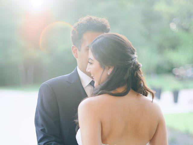 Alexandria and Adrian's Wedding in Montgomery, Texas 13