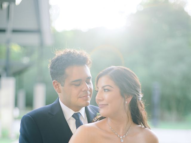 Alexandria and Adrian's Wedding in Montgomery, Texas 14