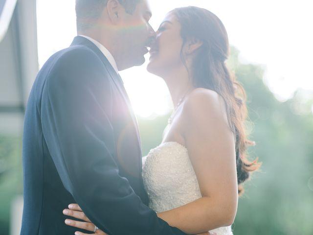 Alexandria and Adrian's Wedding in Montgomery, Texas 15