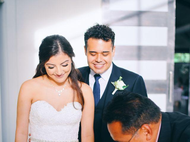 Alexandria and Adrian's Wedding in Montgomery, Texas 17