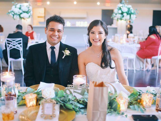 Alexandria and Adrian's Wedding in Montgomery, Texas 18
