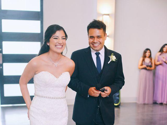 Alexandria and Adrian's Wedding in Montgomery, Texas 19