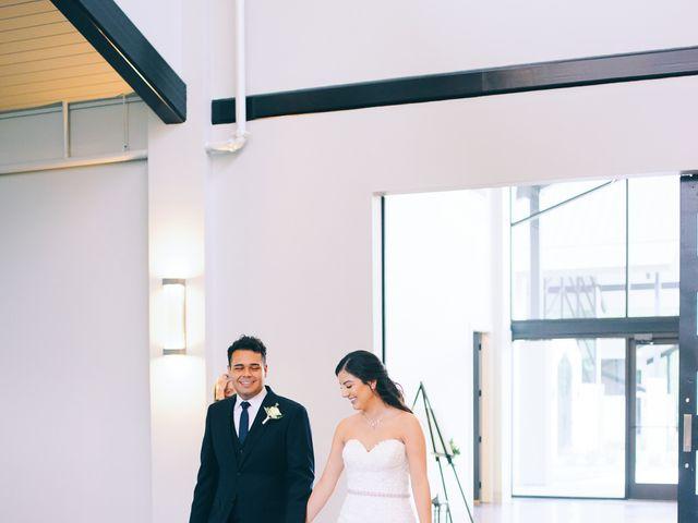 Alexandria and Adrian's Wedding in Montgomery, Texas 20