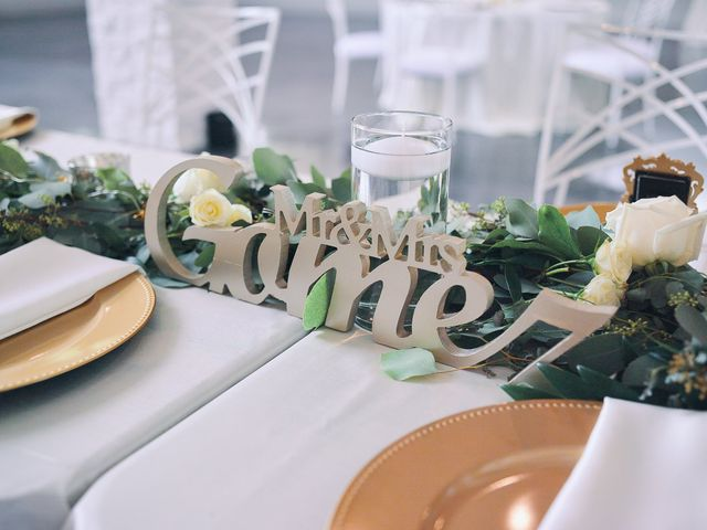 Alexandria and Adrian's Wedding in Montgomery, Texas 21