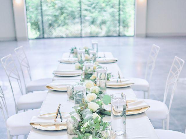 Alexandria and Adrian's Wedding in Montgomery, Texas 25