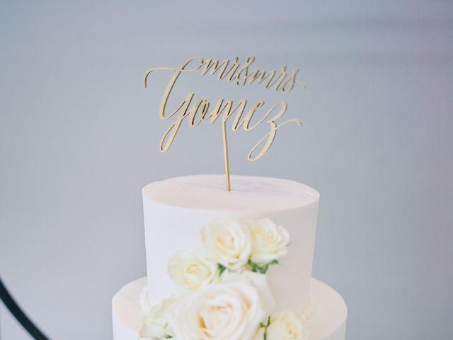 Alexandria and Adrian's Wedding in Montgomery, Texas 26