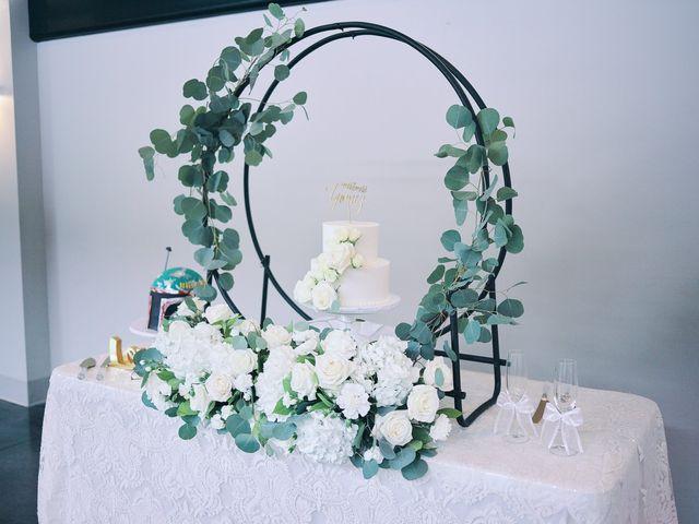 Alexandria and Adrian's Wedding in Montgomery, Texas 27