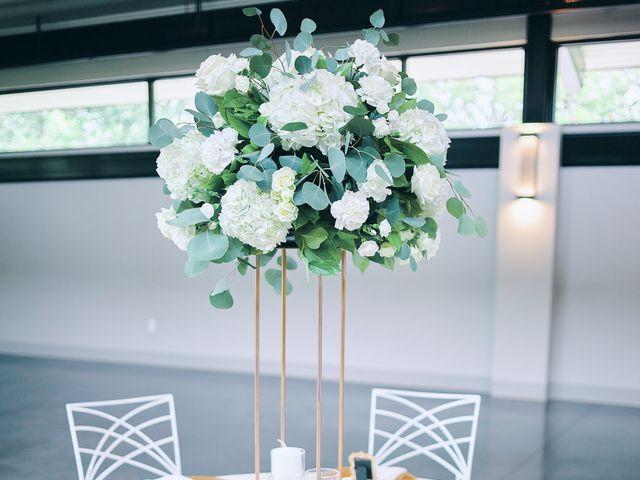 Alexandria and Adrian's Wedding in Montgomery, Texas 30