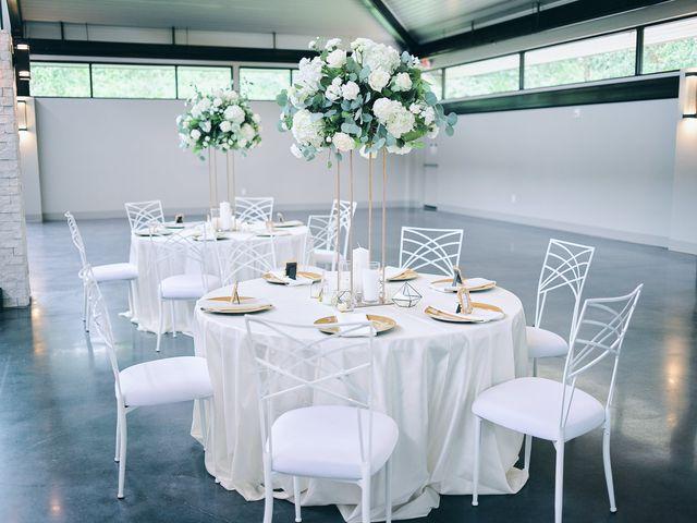 Alexandria and Adrian's Wedding in Montgomery, Texas 31