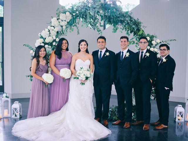 Alexandria and Adrian's Wedding in Montgomery, Texas 33
