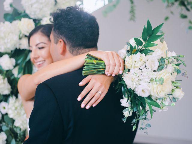 Alexandria and Adrian's Wedding in Montgomery, Texas 35