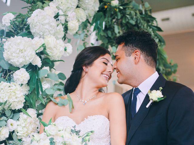 Alexandria and Adrian's Wedding in Montgomery, Texas 37