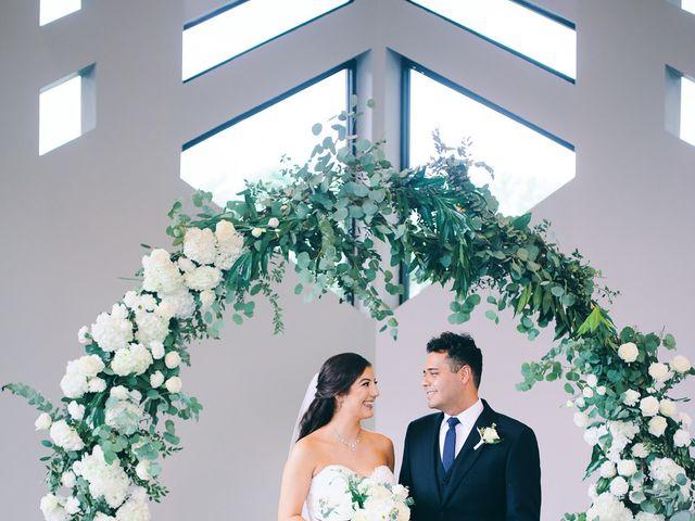 Alexandria and Adrian's Wedding in Montgomery, Texas 40