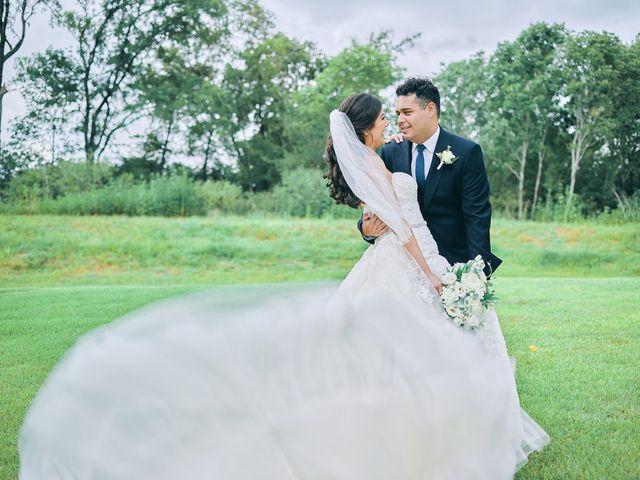 Alexandria and Adrian's Wedding in Montgomery, Texas 42