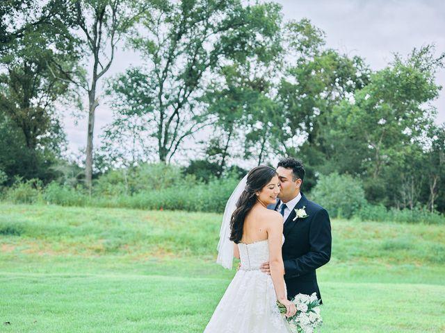 Alexandria and Adrian's Wedding in Montgomery, Texas 44