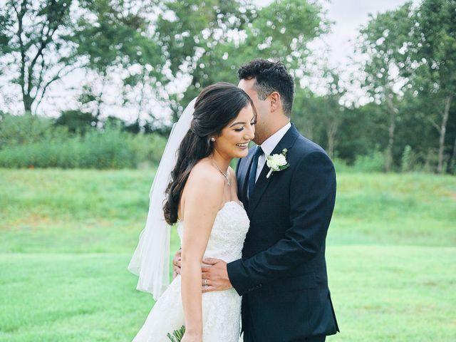 Alexandria and Adrian's Wedding in Montgomery, Texas 47