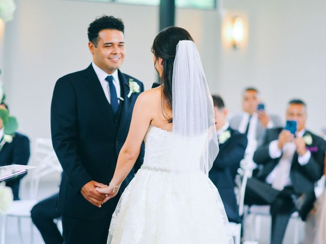Alexandria and Adrian's Wedding in Montgomery, Texas 54