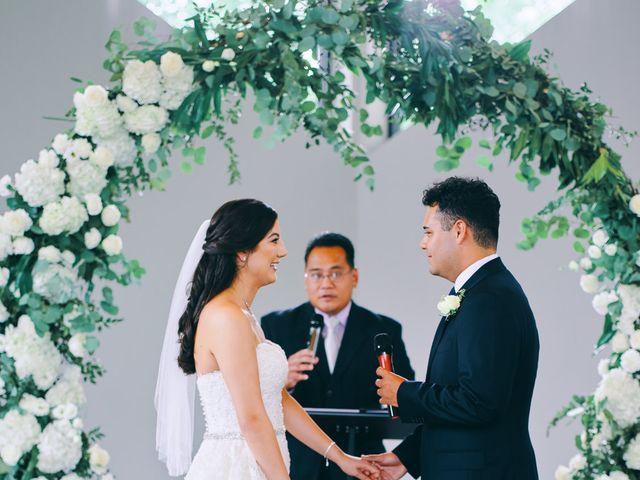 Alexandria and Adrian's Wedding in Montgomery, Texas 55