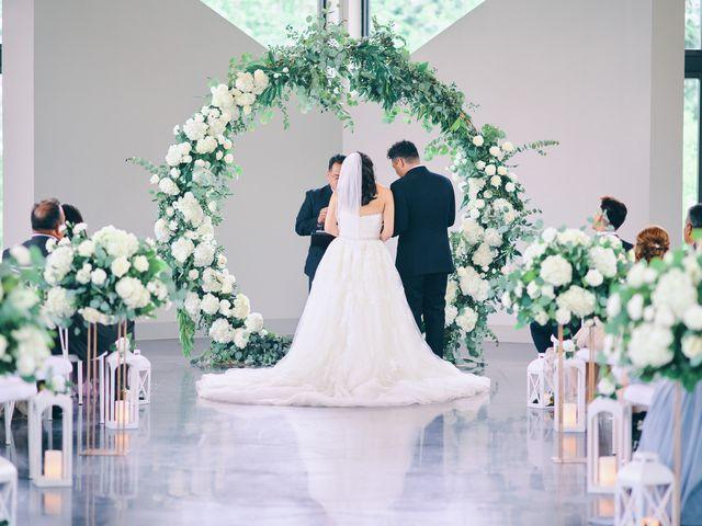 Alexandria and Adrian's Wedding in Montgomery, Texas 57