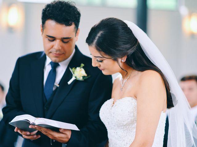 Alexandria and Adrian's Wedding in Montgomery, Texas 58