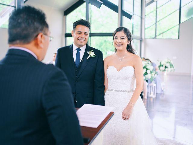 Alexandria and Adrian's Wedding in Montgomery, Texas 59