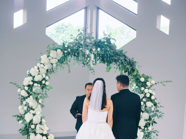 Alexandria and Adrian's Wedding in Montgomery, Texas 60