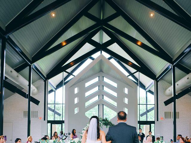 Alexandria and Adrian's Wedding in Montgomery, Texas 64