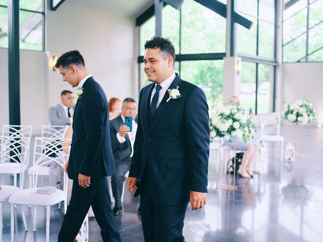 Alexandria and Adrian's Wedding in Montgomery, Texas 68