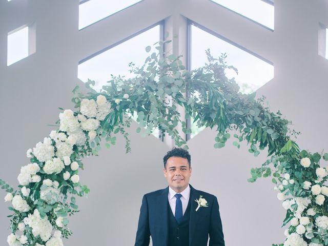 Alexandria and Adrian's Wedding in Montgomery, Texas 71