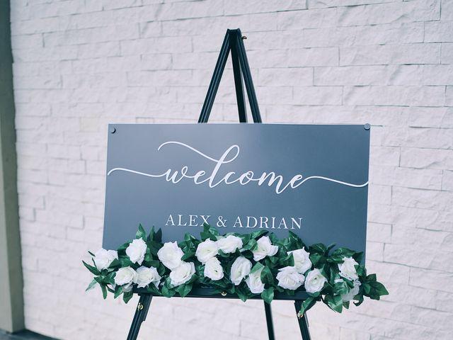 Alexandria and Adrian's Wedding in Montgomery, Texas 74