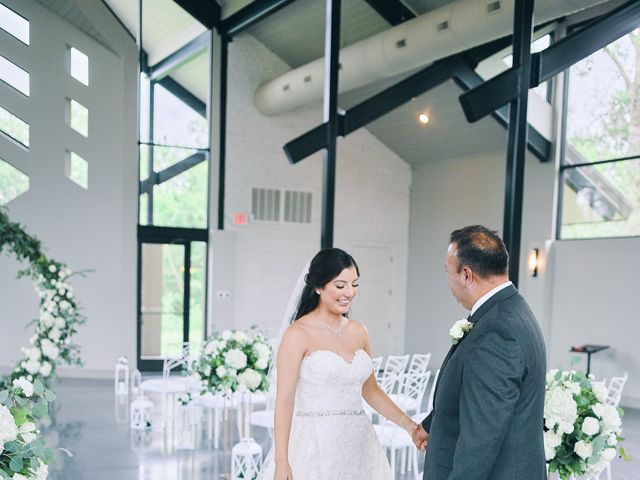 Alexandria and Adrian's Wedding in Montgomery, Texas 75
