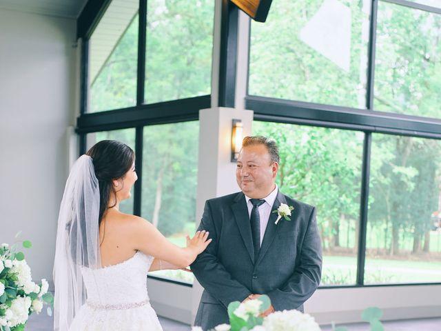 Alexandria and Adrian's Wedding in Montgomery, Texas 76