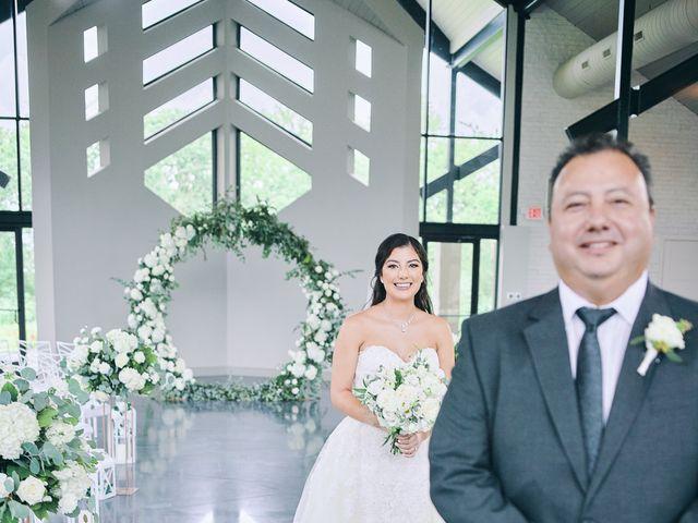 Alexandria and Adrian's Wedding in Montgomery, Texas 77