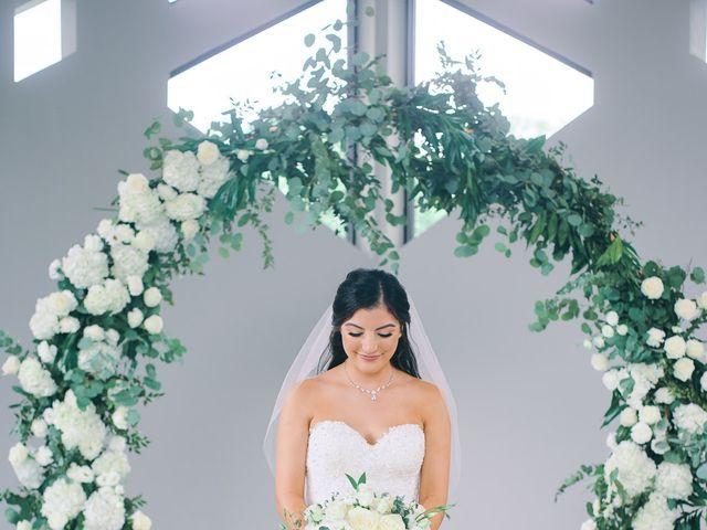 Alexandria and Adrian's Wedding in Montgomery, Texas 78