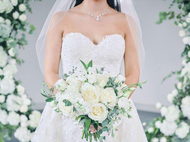 Alexandria and Adrian's Wedding in Montgomery, Texas 79