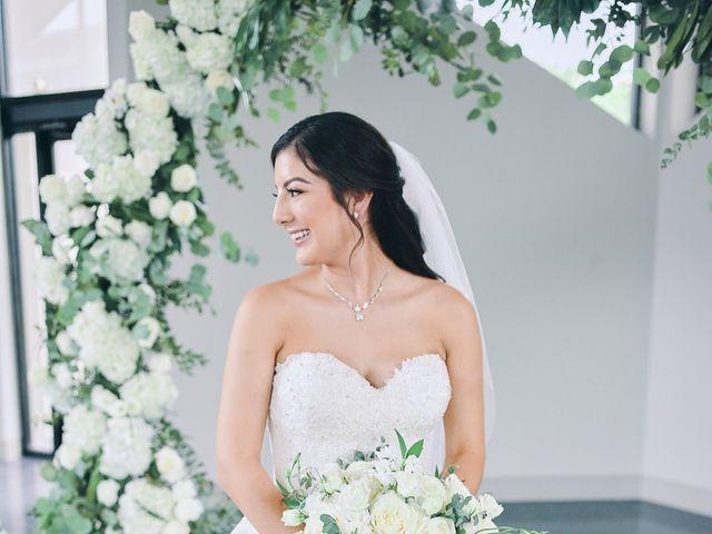 Alexandria and Adrian's Wedding in Montgomery, Texas 81
