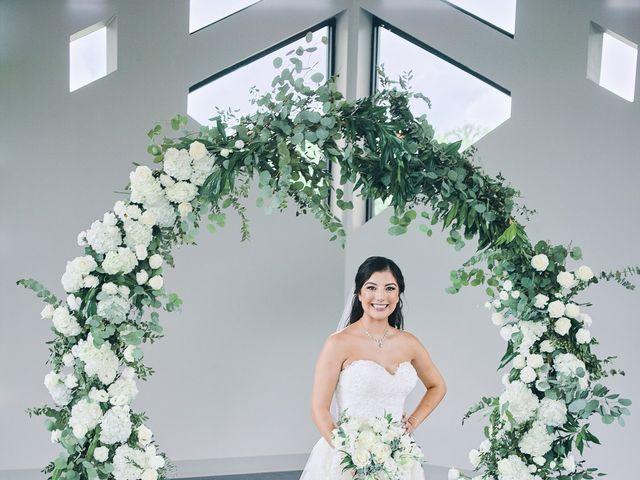 Alexandria and Adrian's Wedding in Montgomery, Texas 82