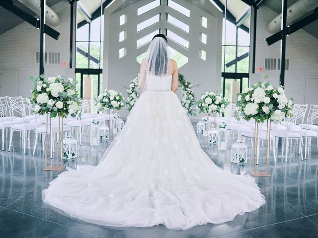 Alexandria and Adrian's Wedding in Montgomery, Texas 83