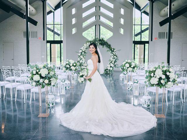 Alexandria and Adrian's Wedding in Montgomery, Texas 84