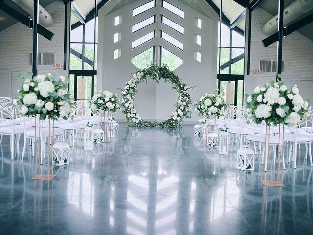 Alexandria and Adrian's Wedding in Montgomery, Texas 85