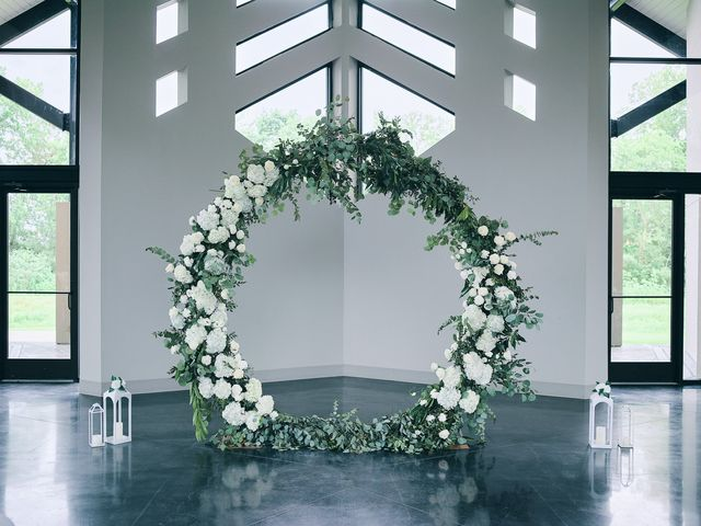 Alexandria and Adrian's Wedding in Montgomery, Texas 87