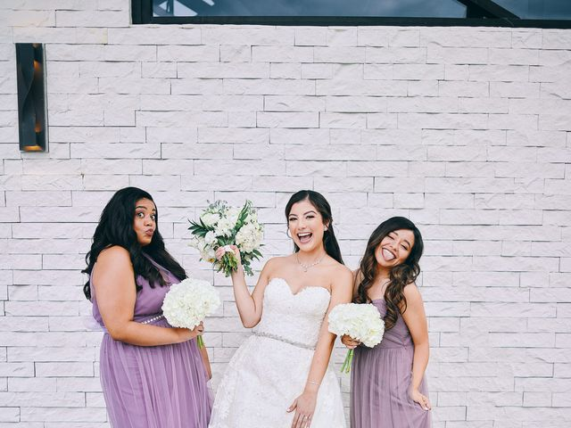 Alexandria and Adrian's Wedding in Montgomery, Texas 88